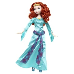 Кукла Принцесса Мерида Храбрая сердцем
