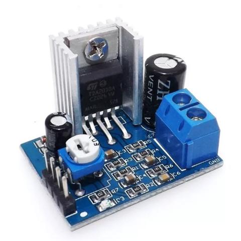 Модуль аудио усилителя TDA2030A