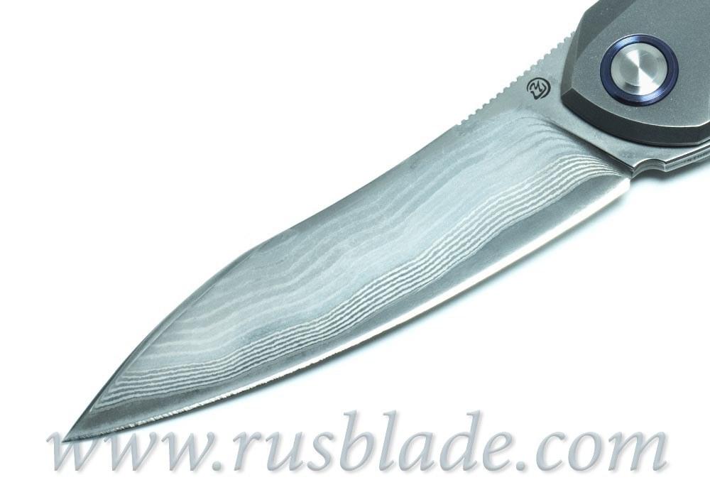 Cheburkov Russkiy Laminated steel