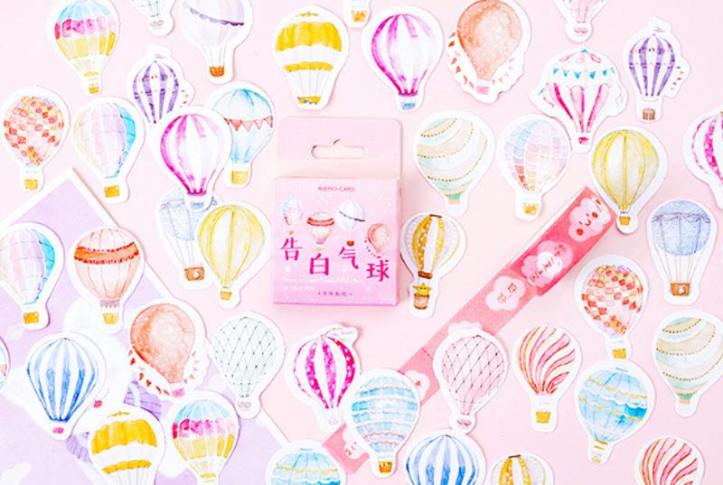 Стикер Воздушные шары