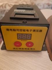 регулятор переменного тока 220 В 10000 Вт SCR электронный переменного тока 10-220 В