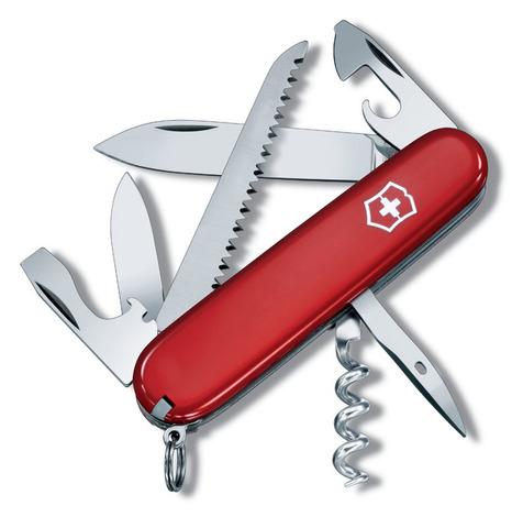 Нож перочинный VICTORINOX Camper, 91 мм, 13 функций VC-1.3613