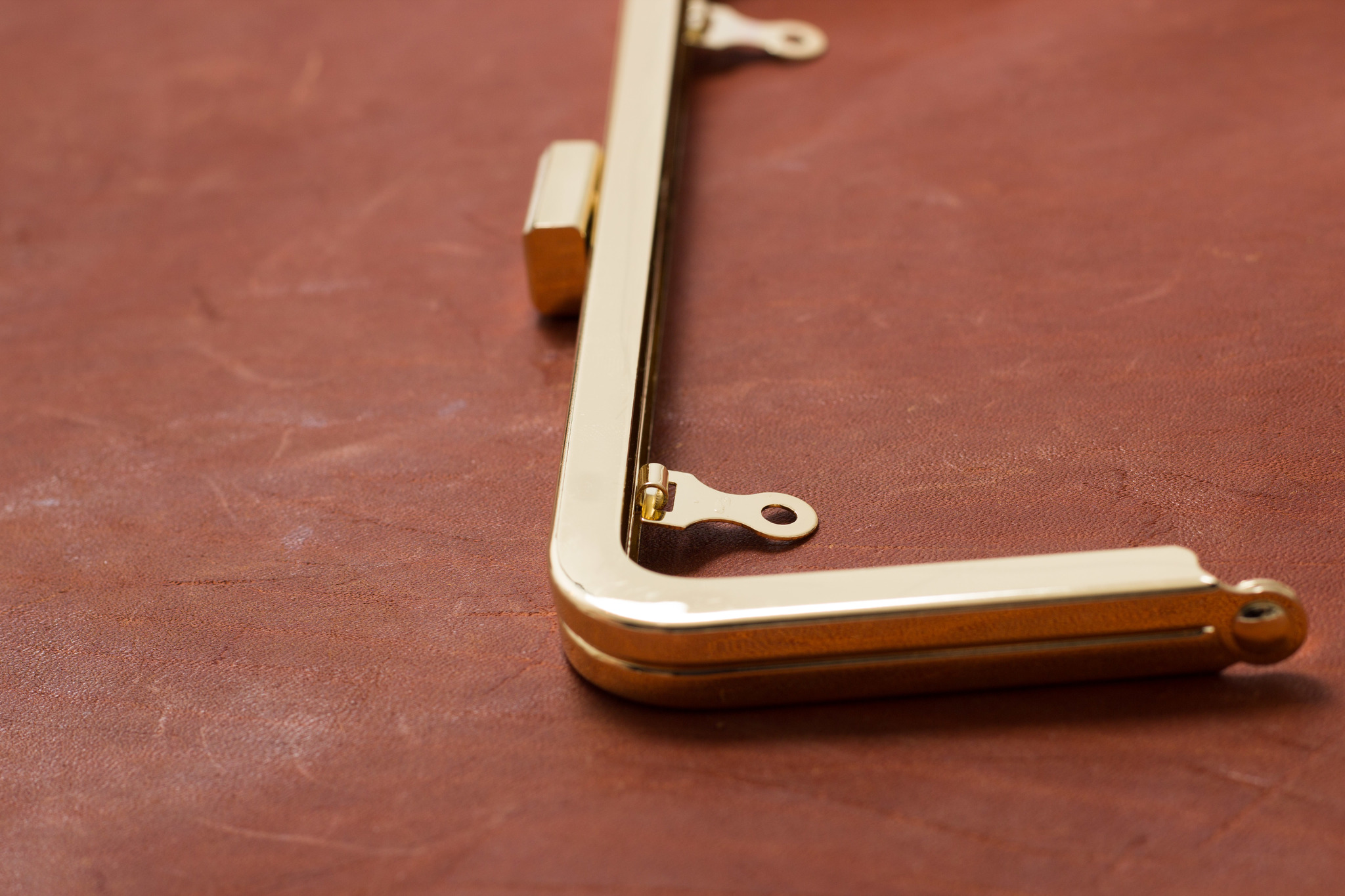 Фермуар 22х11 см - золото