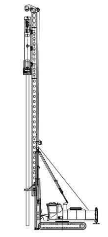 Лебедка свободного сброса IYJ34.5-100-90-28-L-ZPG