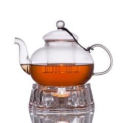 Заварочный чайник 800 мл с подставкой для подогрева