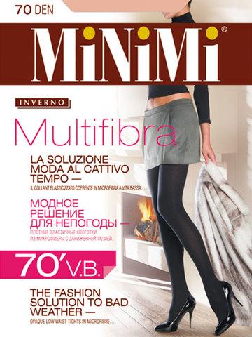 Колготки Multifibra 70 Vita Bassa Minimi