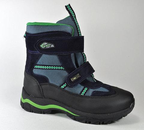 Зимние ботинки Panda 016-329-3К