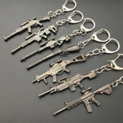 Брелок Оружие металл 90-100мм