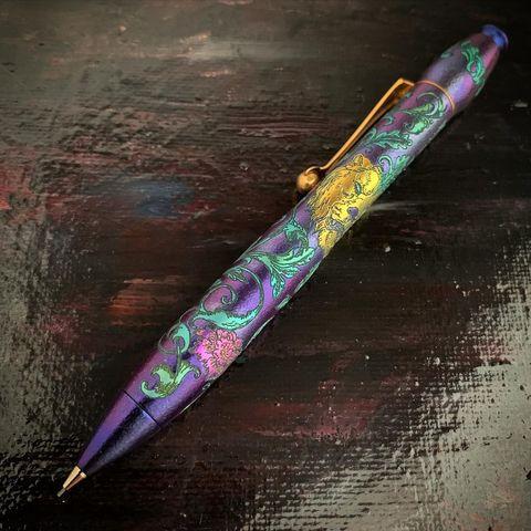 Титановый карандаш Amelia Leon | Механический карандаш 0,5мм