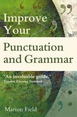 Improve your Punctuation and Grammar