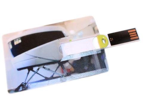 usb флешка карточка с нанесением