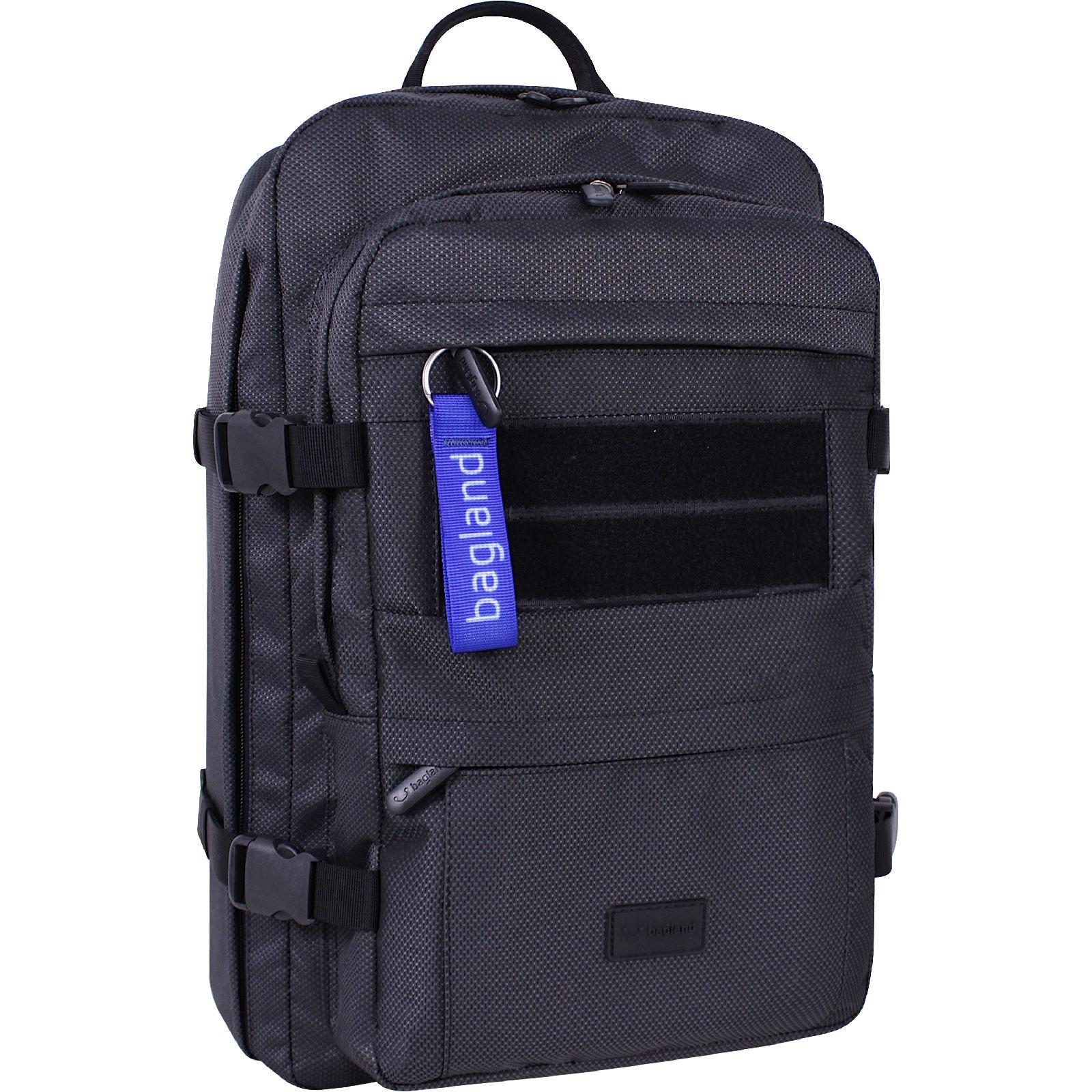 Рюкзаки для ноутбука Рюкзак для ноутбука Bagland Specter 23 л. Чёрный (00157169) IMG_0155.jpg