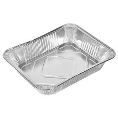 Форма из алюминия прямоугольная 32х26х6,5 см, для приготовления и хранения пищи