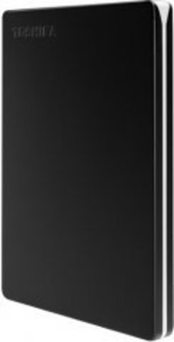 Внешний жесткий диск Toshiba Canvio Slim 2TB (HDTD320EK3EA)