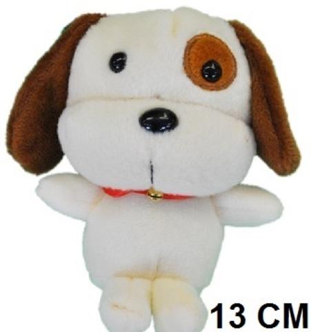 Z007 Собака с колокольчиком (брелок)