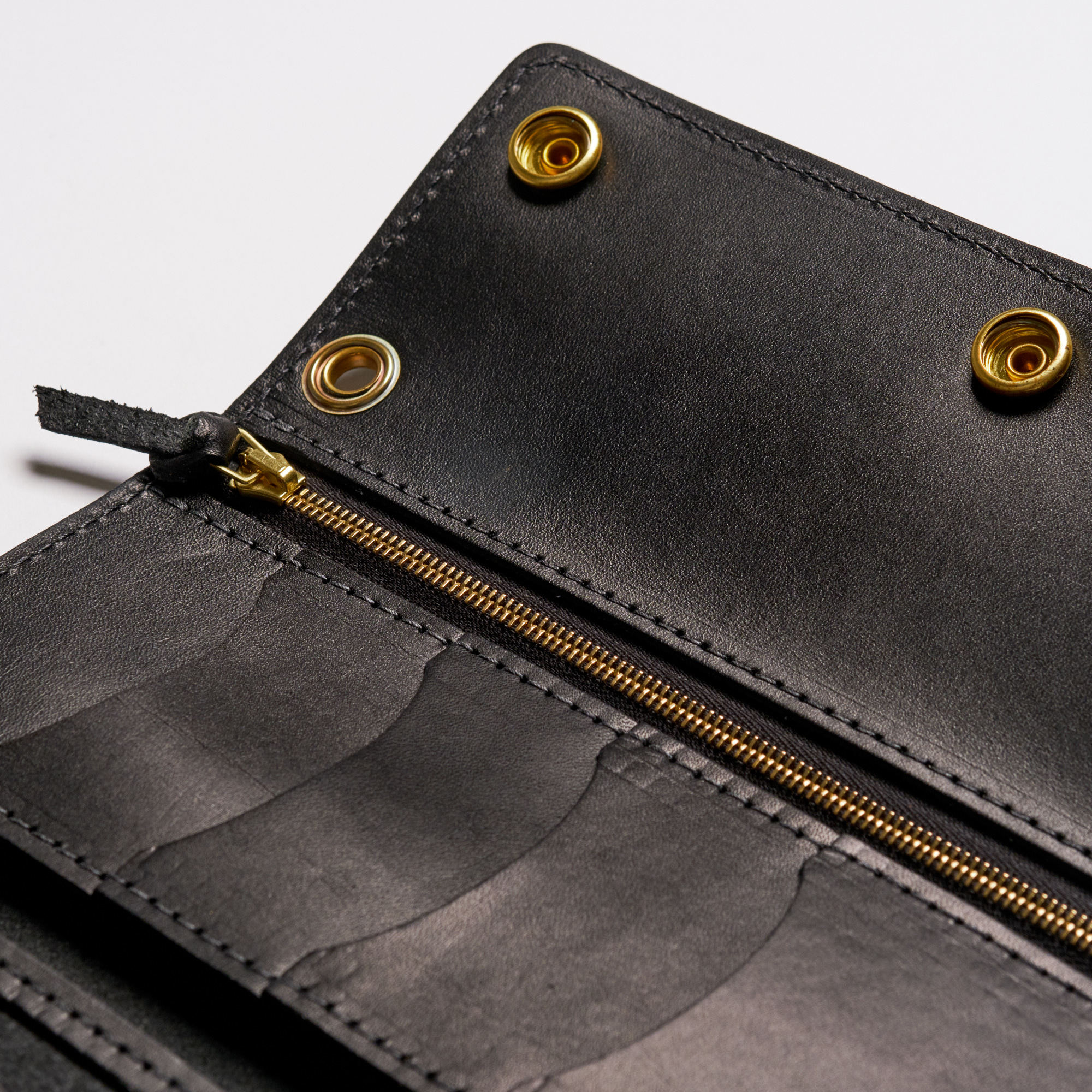 Tanner Goods Workman Wallet Black