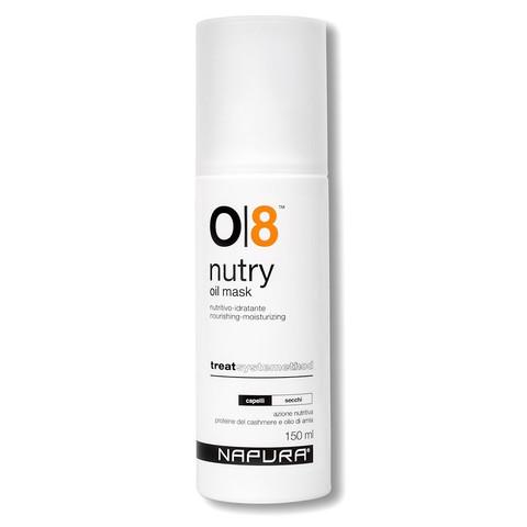 NAPURA Nutry O8 Масляная питательная маска для волос 150 мл купить за 2350руб