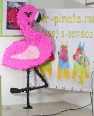 Пиньята розовый Фламинго