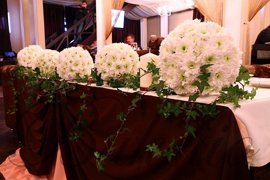 Шары из хризантемы 6 000 тг шар