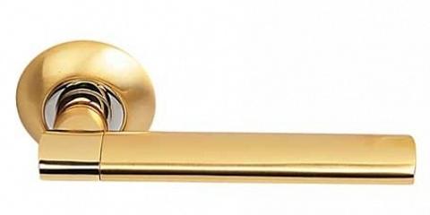 Ручка раздельная S010  119II матов.золото