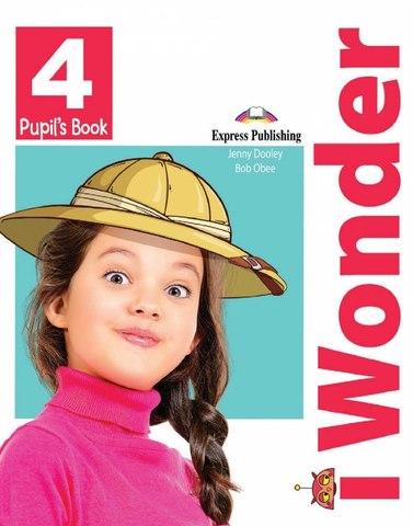i Wonder 4 - Pupil's Book - Учебник с дополненной реальностью