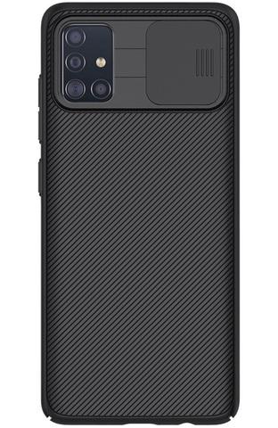 Чехол от Nillkin для Samsung Galaxy A51, серия CamShield Case с защитной крышкой для задней камеры