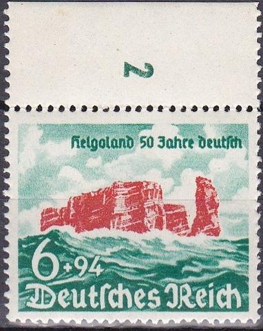 1940 №750 **MNH