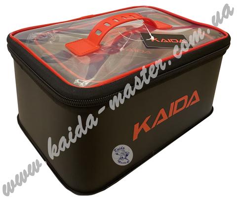 Коробка (cумка) Kaida для рыболовных снастей