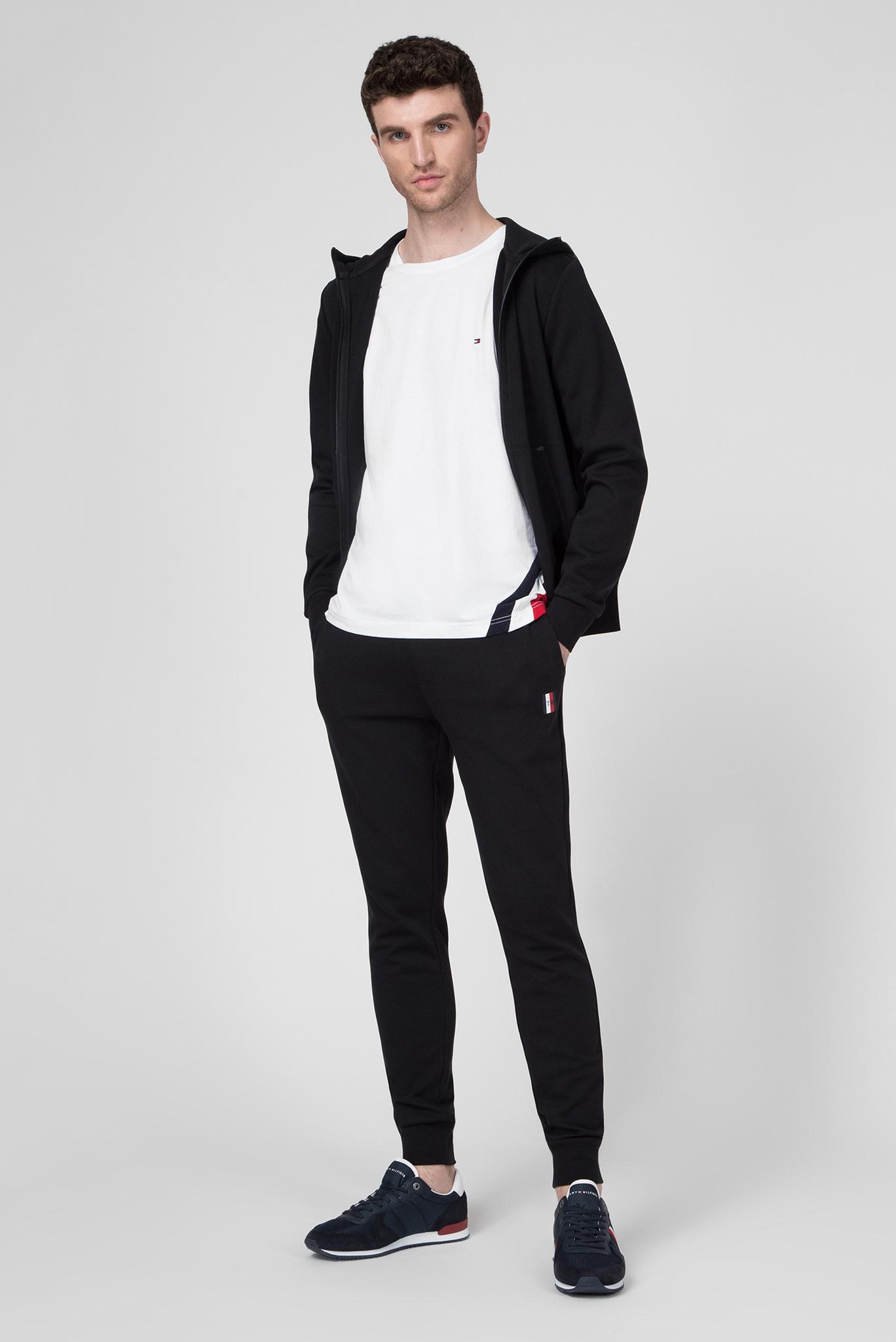 Мужские черные спортивные брюки MODERN ESSENTIALS Tommy Hilfiger