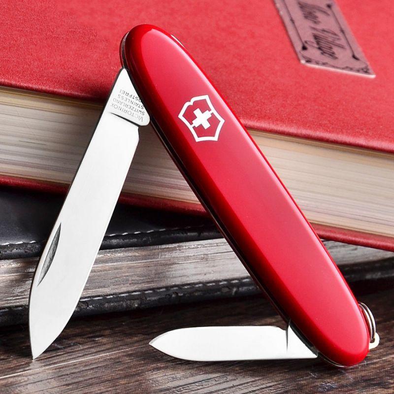 Складной швейцарский нож Victorinox Excelsior (0.6901) 84 мм. в сложенном виде | Wenger-Victorinox.Ru