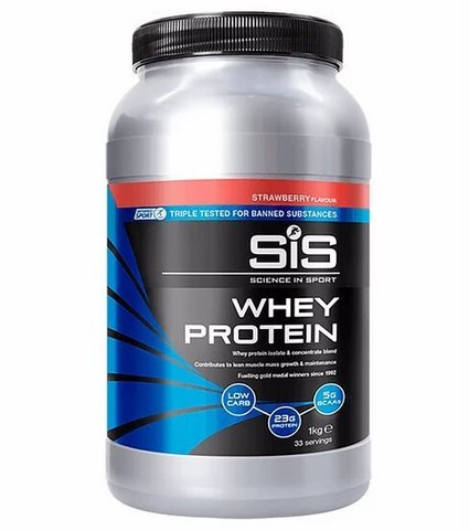 Протеин SiS WHEY PROTEIN 1 кг. (Великобритания)