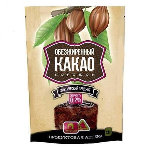 Какао Порошок Обезжиренный PREMIUM 0-2%