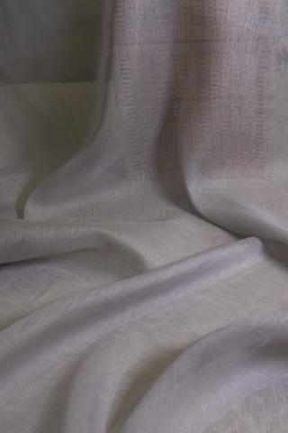 Льняная вуаль, цвет серо-сиреневый