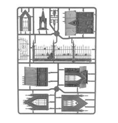 Sigmarite Mausoleum. Литник