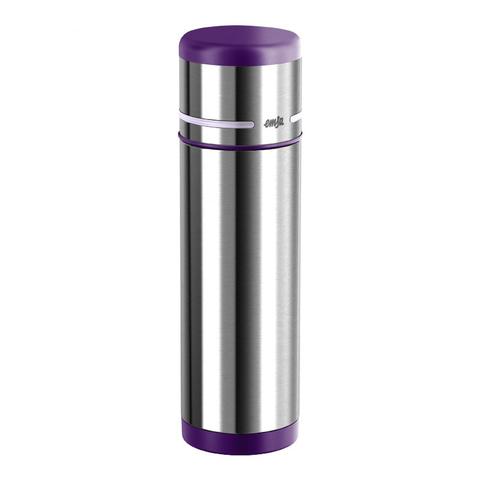 Термос Emsa Mobility (0,7 литра), фиолетовый/стальной