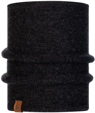 Шарф-труба вязаный Buff Neckwarmer Knitted Colt Graphite фото 1
