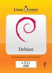 Debian 9.11 на USB
