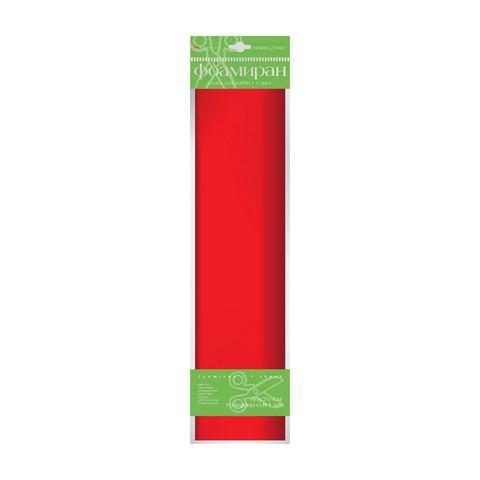 Фоамиран Альт красный 50x70 см