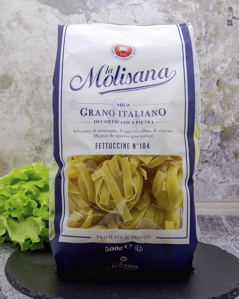 Макаронные изделия La Molisana Лапша в гнёздах Феттучини  500 гр.