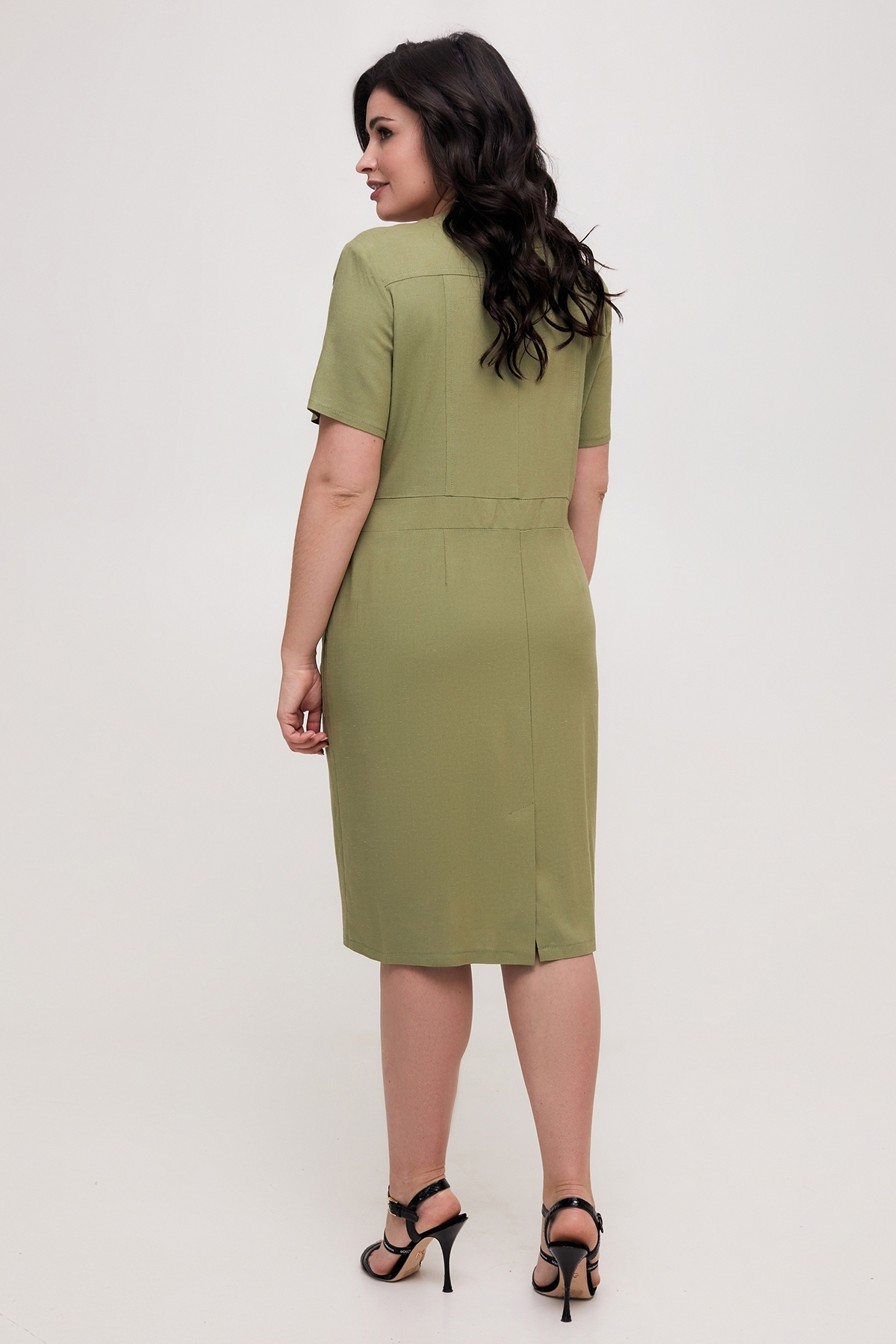 Сукня Аркадія (Аркадия) (зелений)