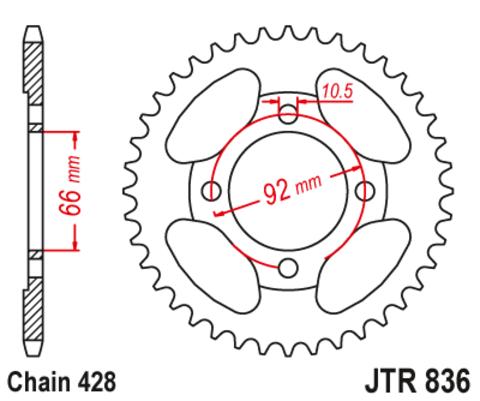 JTR836