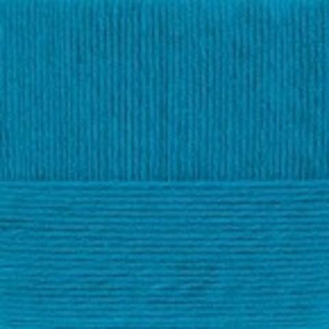 Купить Пряжа Пехорка Зимняя премьера Код цвета 014-Морская волна | Интернет-магазин пряжи «Пряха»