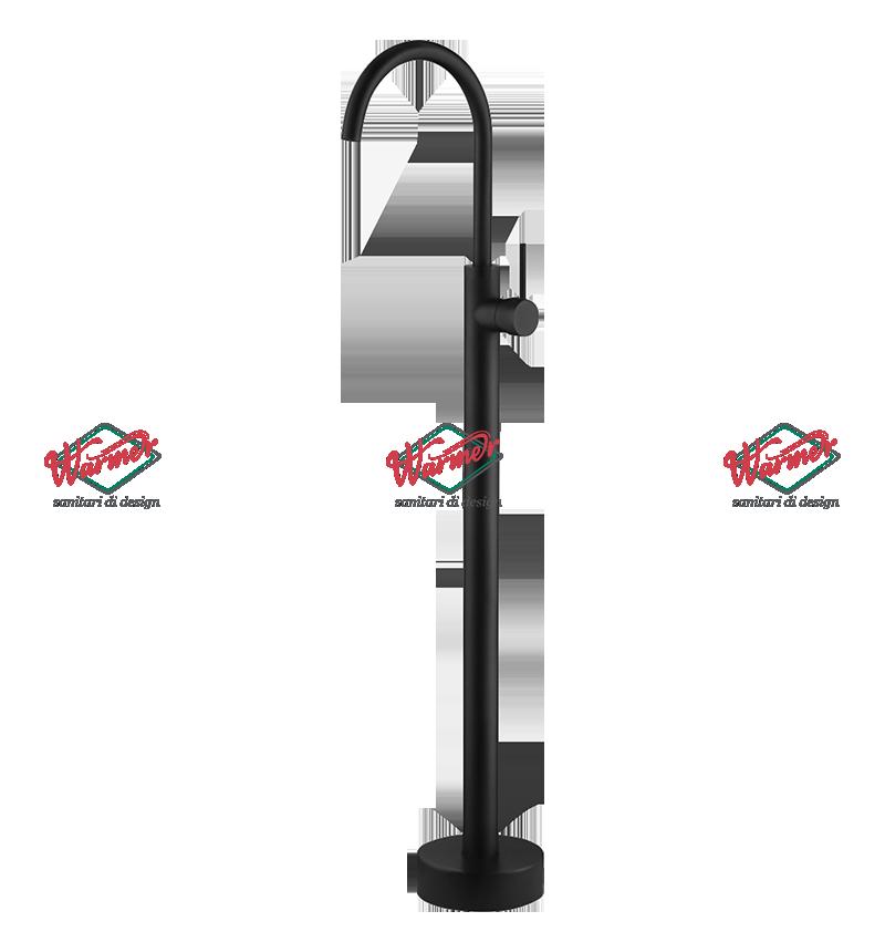Black Line Напольный смеситель для ванной Warmer Black Line 1085200 4.png