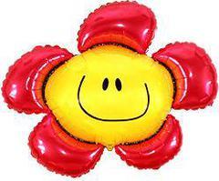 F Мини фигура Цветочек (солнечная улыбка), Красный,14
