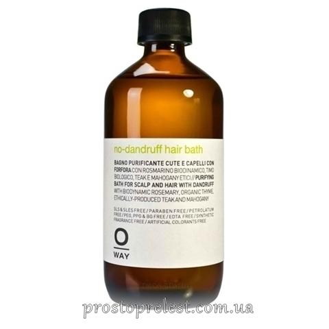 Rolland Oway No-Dandruff Hair Bath - Шампунь проти лупи