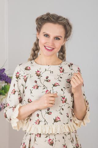 Блуза Розы
