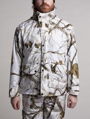 куртка зимняя камуфляж водонепроницаема