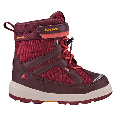 Ботинки Viking Playtime GTX Wine/Dark Red
