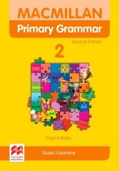 Macmillan Primary Grammar 2nd edition Level 2 Pupil's Book