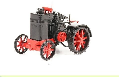 Модель Трактор №85 Коломинец-1 (история, люди, маш